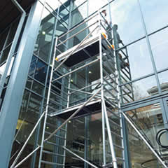 Scaffolding Manchester Hire